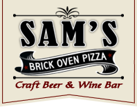 Sam's Brick Oven Pizza, Craft Beer & Wine Bar